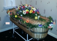 FCT7 Coffin decorated