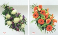 FS2 Tied Sheaf Florist choice
