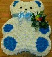 FMTE TEDDY BEAR PINK/BLUE