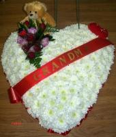FMH4 BASED HEART WITH TEDDY