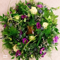 FWL2 COUNTRY COTTAGE WREATH