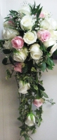 BR6 SOFT ROMANTIC PINK SHOWER BOUQUET