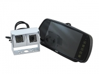 Dual Reversing Camera with clip on monitor