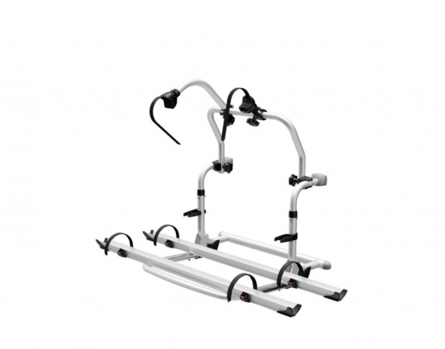 Fiamma Pro C 2 With Additional Bike Rails
