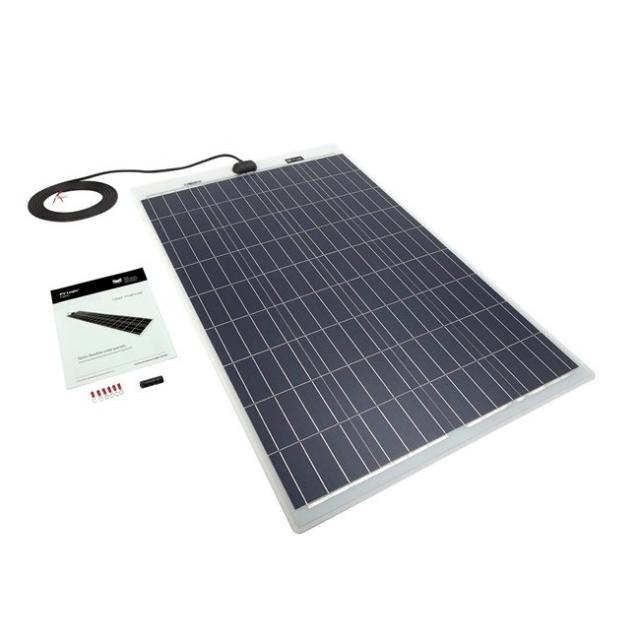 100w Flexi Solar Panel Kit