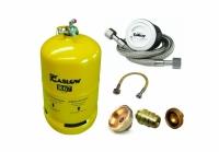 Gaslow Refillable Gas Bottles -Single 6kg