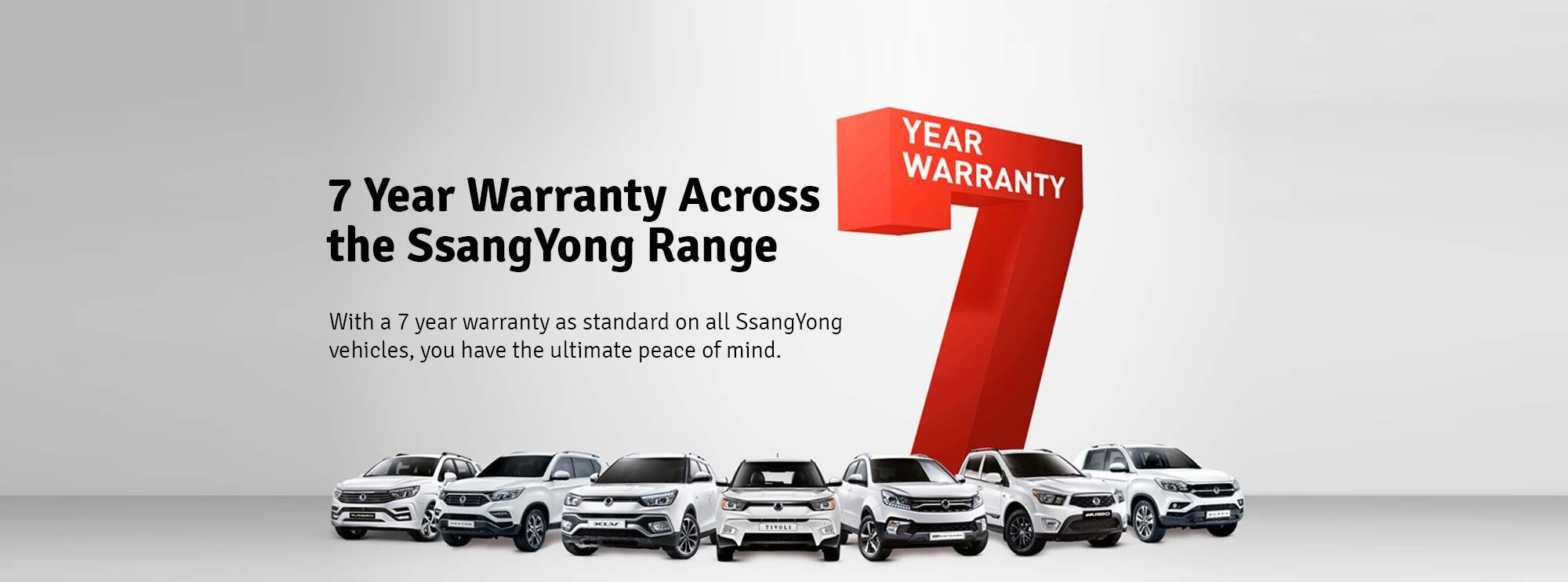 Ssangyong After Sales